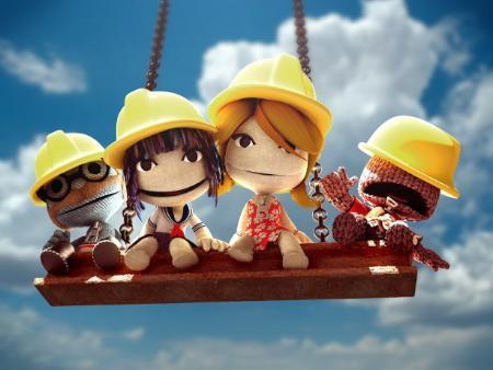 LittleBigPlanet – свободный ибезумный PS3-эксклюзив. Изображение № 2.