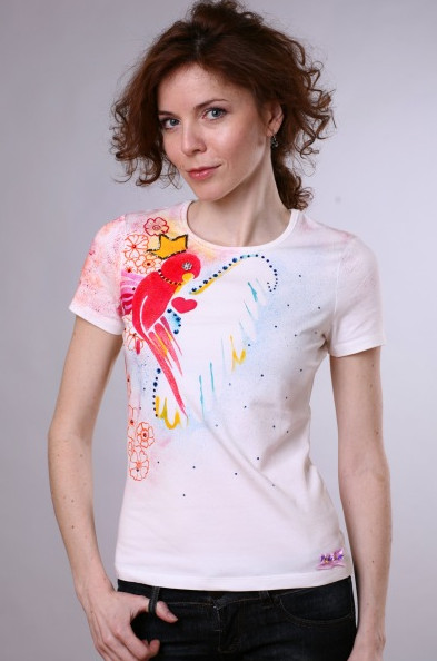 Изображение 1. Trubitsyna Kristina Summer luxury-2011.. Изображение № 1.