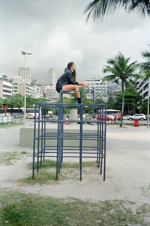 Изображение 27. Спортивные силуэты Рио-де-Жанейро.. Изображение № 30.