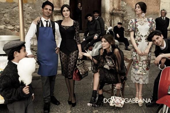 Кампании: Marc Jacobs, Dolce & Gabbana и другие. Изображение № 9.
