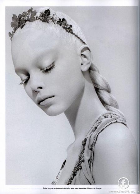 Tanya Dziahileva чистое сияние красоты. Изображение № 17.