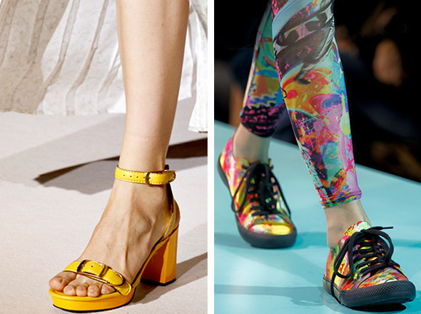 Walking in my shoes: 10 тенденций обуви весны-лета 2011. Изображение № 73.