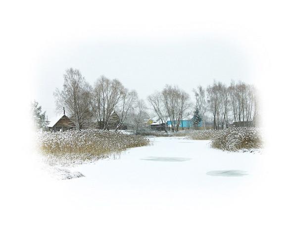Зима в очень средней полосе. Изображение № 18.