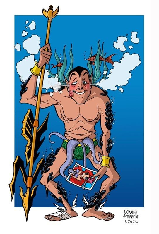 Что случается с супергероями, когда они на пенсии?. Изображение № 25.