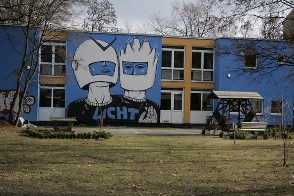 Изображение 24. Берлин: музыкальные фестивали, граффити, места.. Изображение № 27.