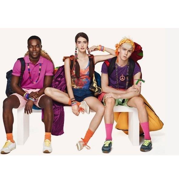 Рекламные кампании: H&M, Benetton и другие. Изображение № 22.