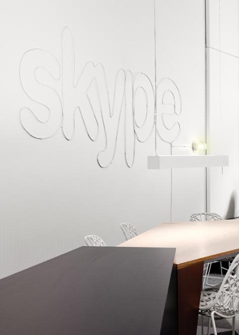Офисы: Skype. Изображение № 8.