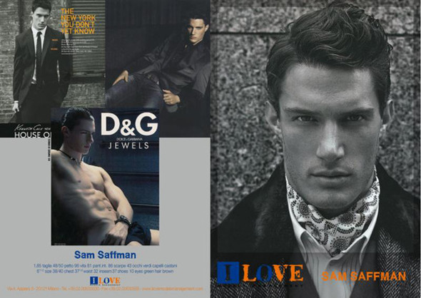Show Package – Milan Men SS 10: I Love Models Mgmt. Изображение № 44.