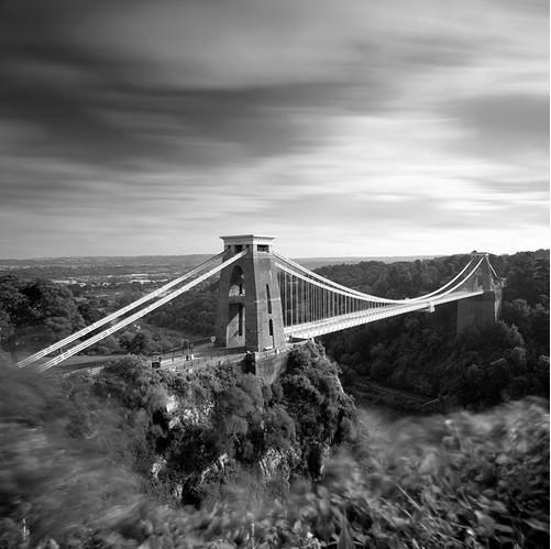 20 черно-белых фотографий мостов совсего мира. Изображение № 14.