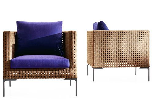 Новая коллекция уличной мебели от Antonio Citterio. Изображение № 3.