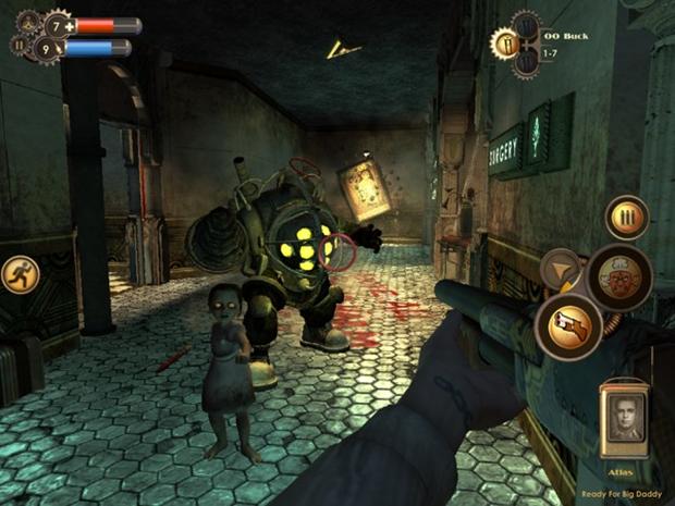 2K Games выпустит оригинальный BioShock для iOS этим летом . Изображение № 1.