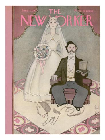 10 иллюстраторов журнала New Yorker. Изображение № 5.