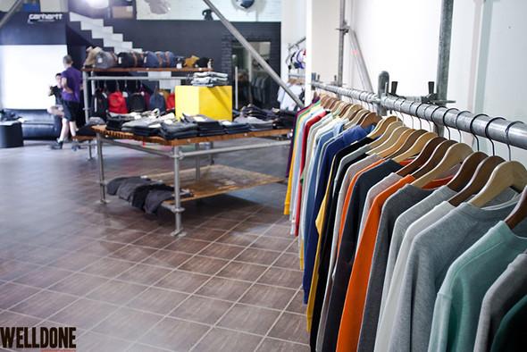 """Новый магазин одежды """"Welldone"""" в FLACON'е. Изображение № 10."""