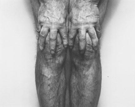 John Coplans: Части тела. Изображение № 8.