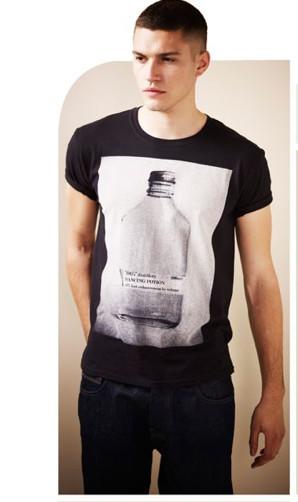 Найди свою футболку в новой коллекции RIVER ISLAND. Изображение № 1.