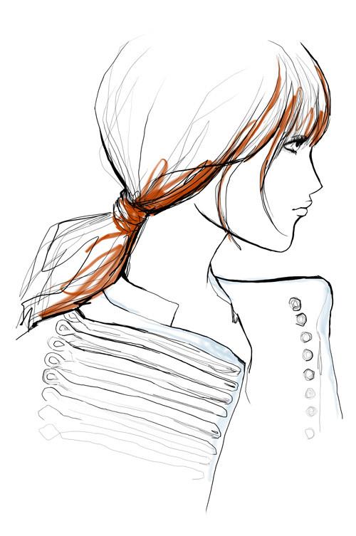 Зарисовки, вкоторых воплощена настоящая женственность. Изображение № 16.