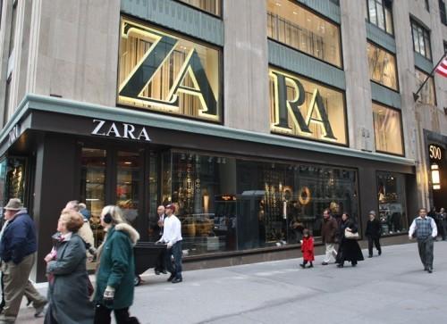 Магазин Zara в Нью-Йорке. Изображение №5.