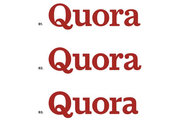 Шрифтовик рассказал о процессе редизайна логотипа Quora. Изображение № 2.