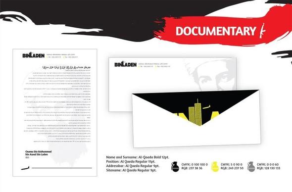 Bin Laden Brandbook. Изображение № 8.