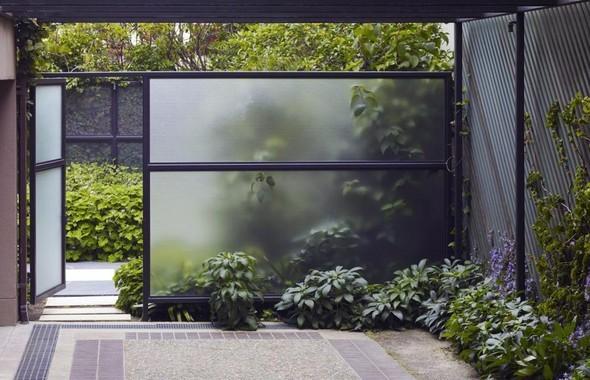 Зеленая резиденция SF от Lutsko Associates. Изображение № 4.