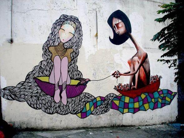 Изображение 6. Девушка с улиц Сан-Паулу.. Изображение № 7.