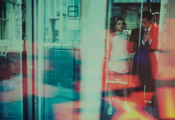 Изображение 27. Съёмки: i-D, Man About Town, Vogue и другие.. Изображение № 32.