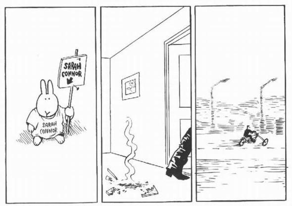 Кролики-самоубийцы(Bunny Suicides). Изображение № 74.