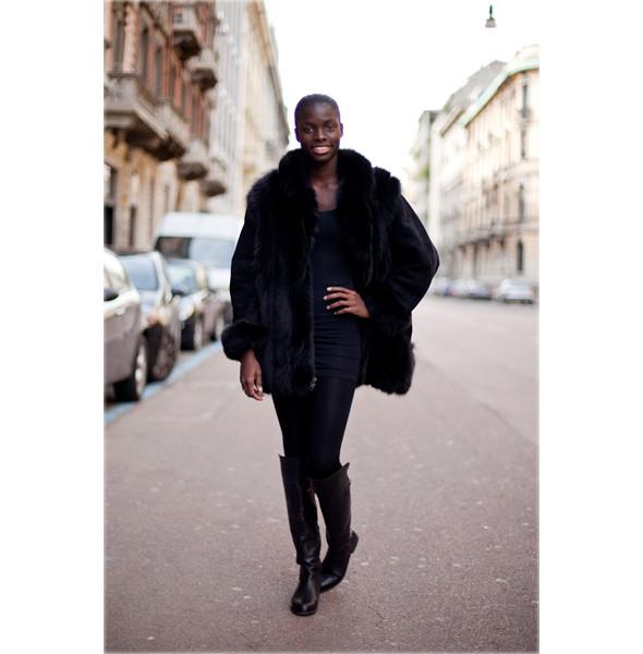 Луки с Недели моды в Париже. Изображение № 78.