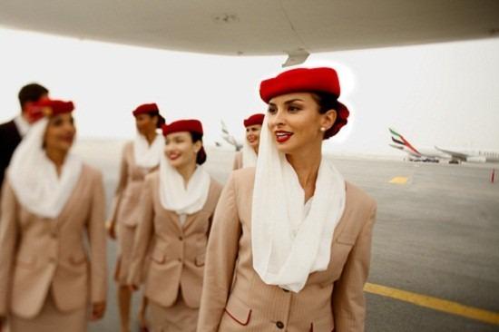 Луки стюардесс со всего мира. Изображение № 3.