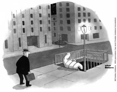 10 иллюстраторов журнала New Yorker. Изображение №15.