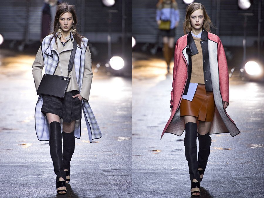 Неделя моды в Нью-Йорке: День 5. Изображение № 7.