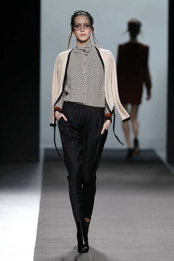 Madrid Fashion Week A/W 2012: Miguel Palacio. Изображение № 13.
