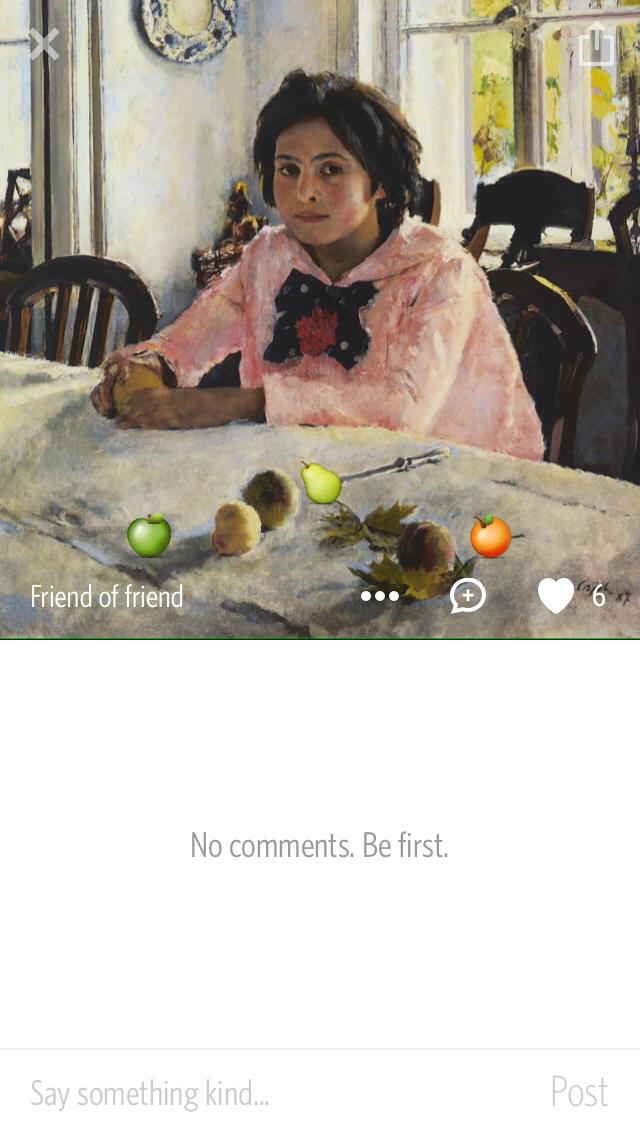 20 произведений искусства из приложения Secret. Изображение № 8.