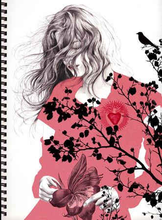 Montse Bernal – якончаю (иллюстрации). Изображение № 3.