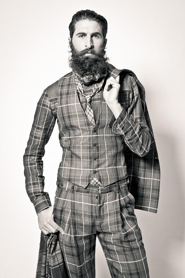 Лукбук: Jean Paul Gaultier SS 2012 Men's. Изображение № 11.