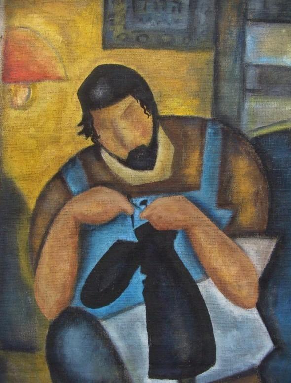 Универсальный художник - В.И. Соболевский. Изображение № 21.