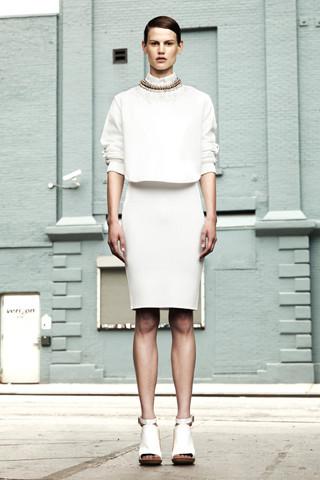 Изображение 3. Лукбуки Resort 2012: Givenchy, Lanvin.. Изображение № 3.