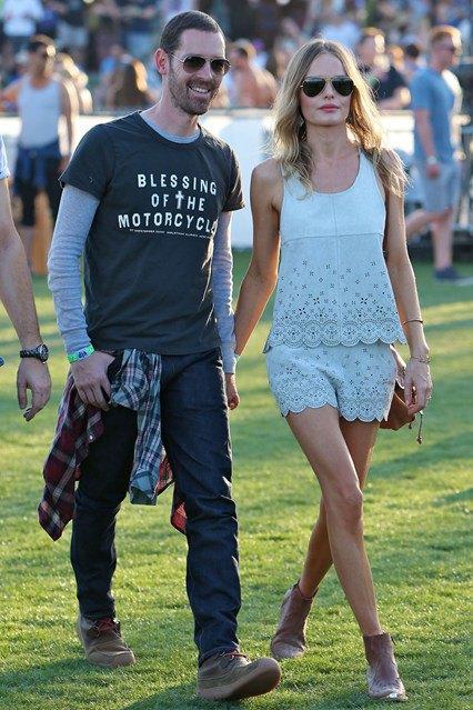 Кейт Босуорт на Coachella. Изображение № 1.