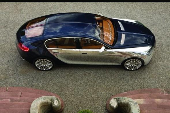 Новый Bugatti Galibier 16C. Изображение № 29.