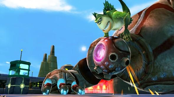 Пришельцы изкомикса – «Монстры против чужих». Изображение № 2.