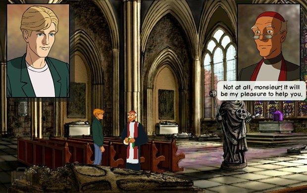 Broken Sword. Изображение № 38.