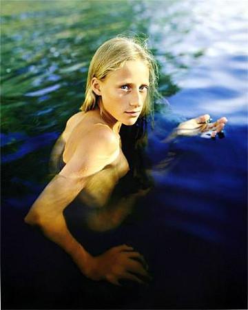 Части тела: Обнаженные женщины на фотографиях 1990-2000-х годов. Изображение №98.