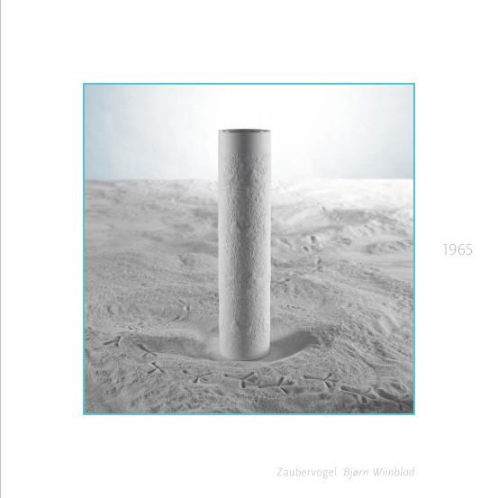 Ваза Zaubervogel 40 см, 1965, Bjorn Wiinblad. Изображение № 7.