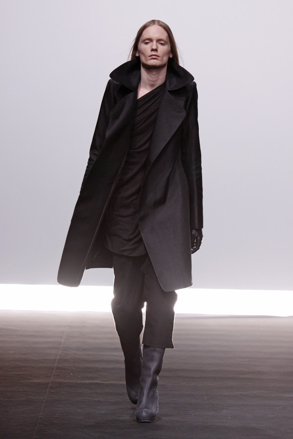 Rick Owens Fall Winter 2009 2010. Изображение № 7.