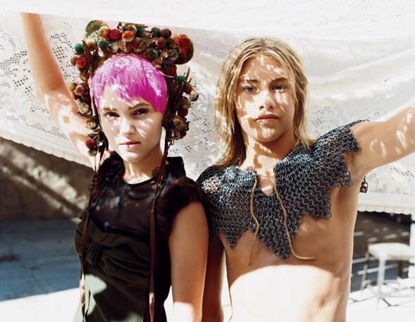 Hollywood Teen Vogue. Изображение № 5.