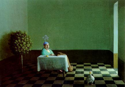 Немецкий художник-иллюстратор Michael Sowa. Изображение № 4.