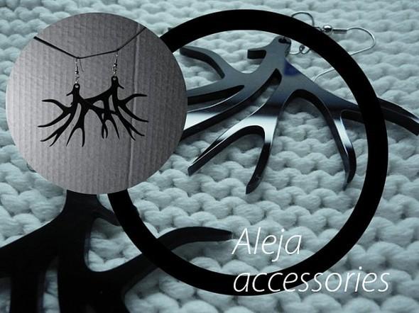 Aleja accessories - серьги из акрила. Сам себе дизайнер. Изображение № 9.