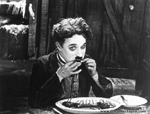 Изображение 15. «БЫТЬ САМИМ СОБОЙ». В память о Чарли Чаплине.. Изображение № 17.