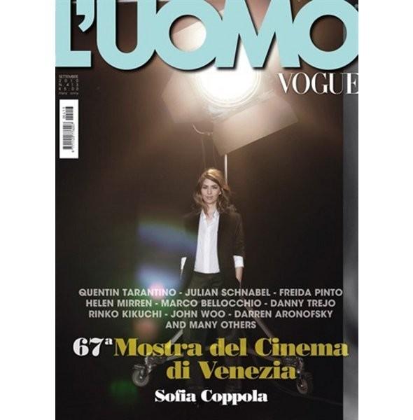 Пять новых обложек: Vogue, Frankie, Indie и другие. Изображение № 2.