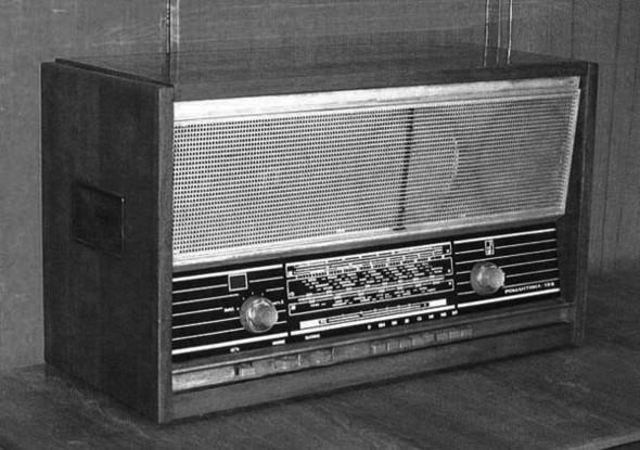 Радиоприемники в стиле ретро. Изображение № 31.